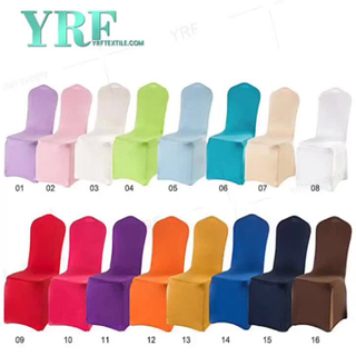 YRF Velkoobchodní Cheap Chair Cover pro Wedding Party